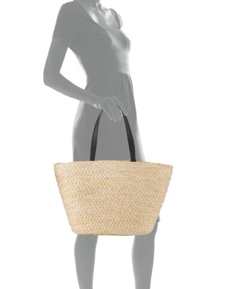 bee my honey picnic perfect straw tote bag
