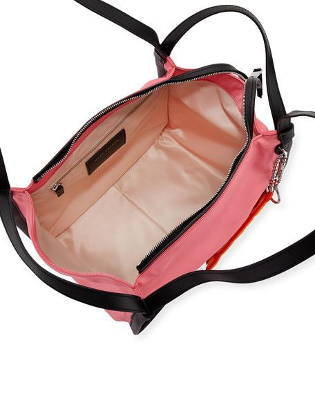 Nylon Sport Tote Bag