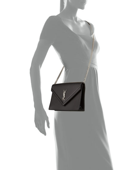 Medium Envelope Chain Crossbody Bag