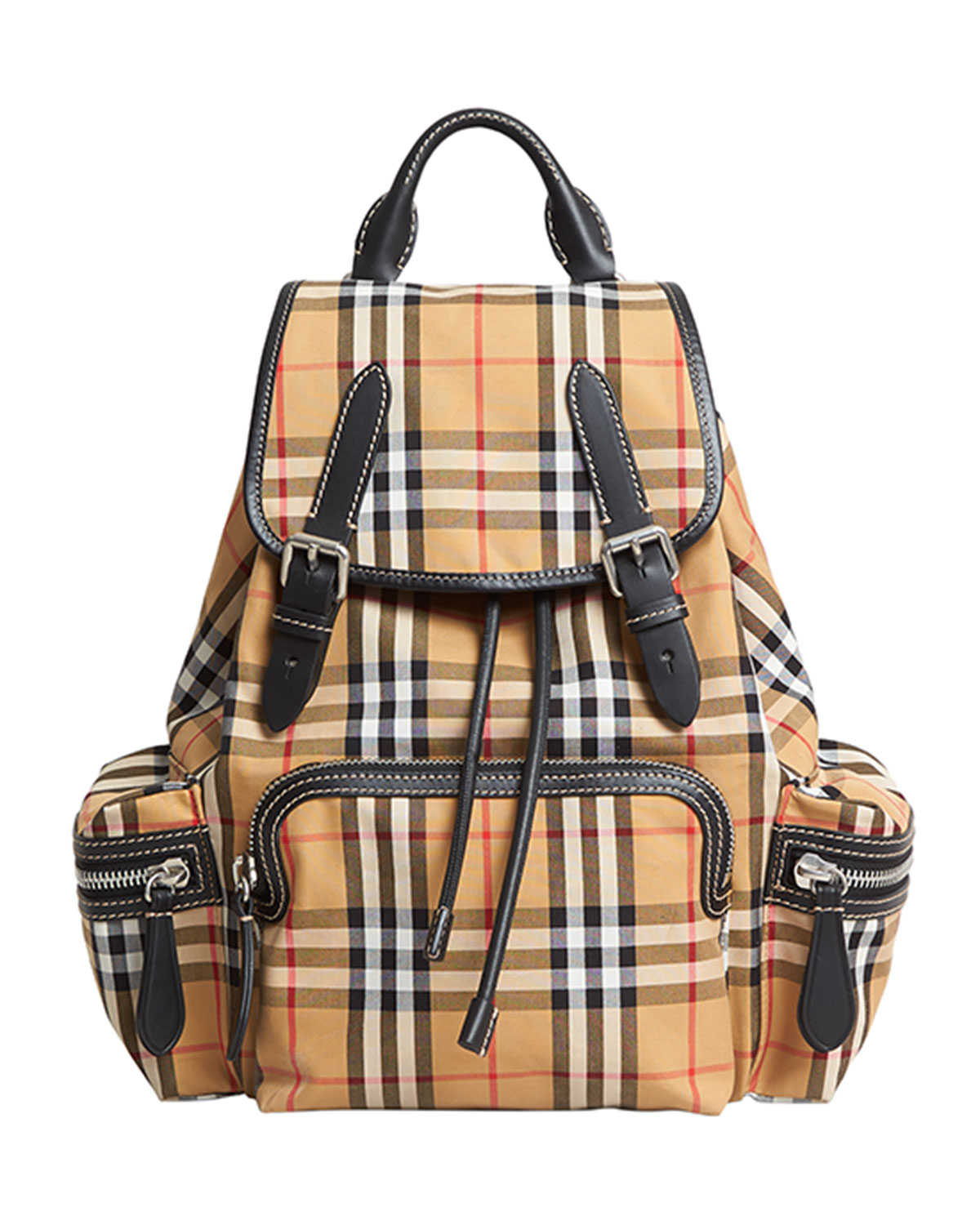 c994d1904ef6f Burberry Small Rucksack Vintage Check Sailing Backpack