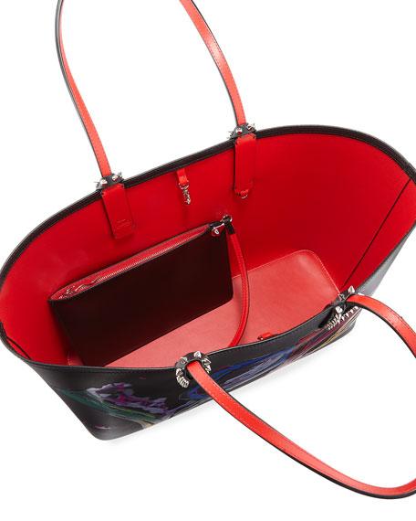 Cabata Calf Paris Love Tote Bag