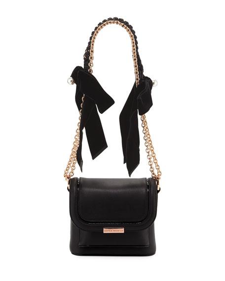 Sophia Webster Claudie Crossbody Bag with Bows &