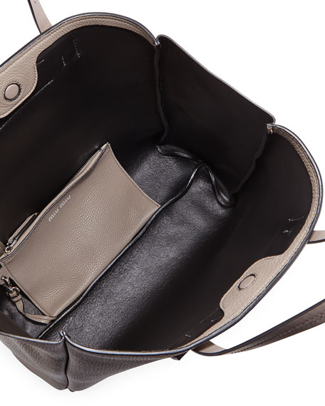 Daino Double-Handle Tote Bag