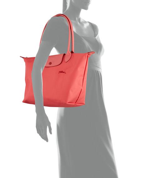 Le Pliage Club Medium Shoulder Tote Bag