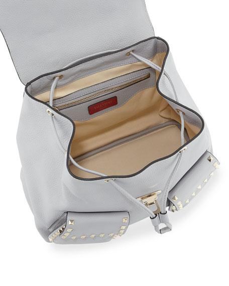 Rockstud Double-Pocket Backpack