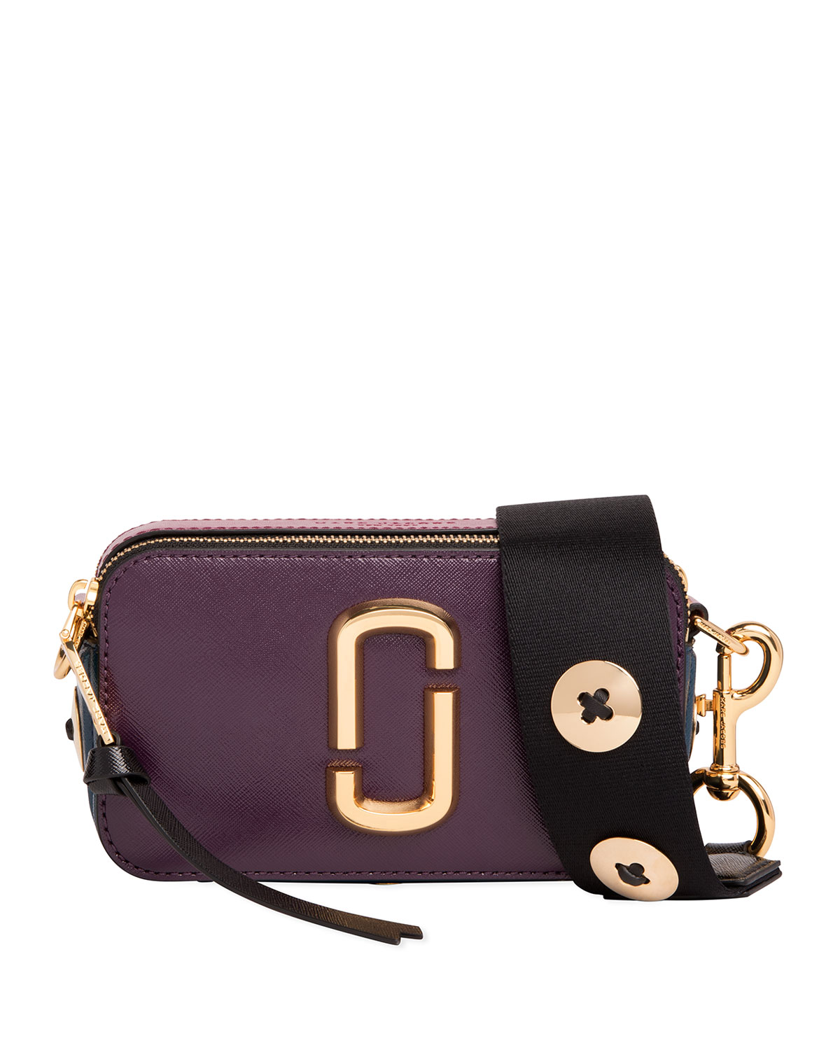 a2847259f Marc Jacobs Snapshot Buttons Crossbody Camera Bag | Neiman Marcus