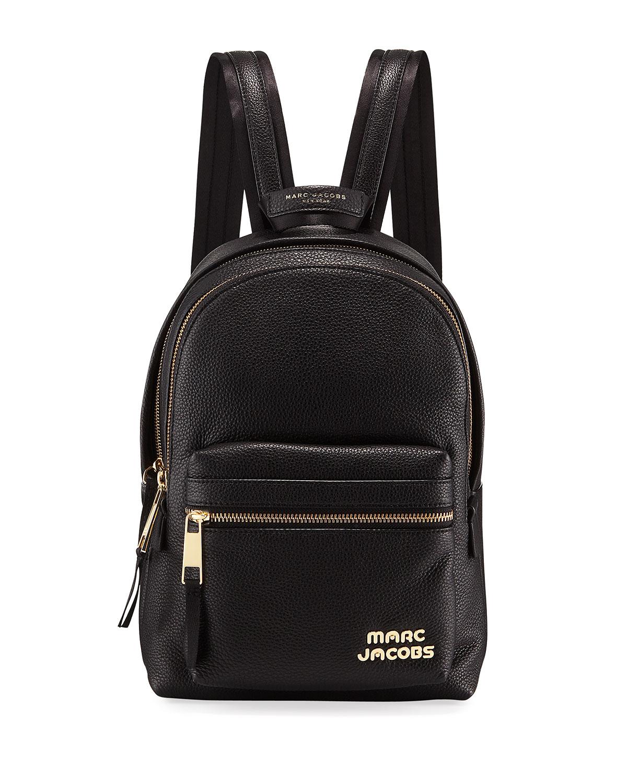 0773b2625ae Marc Jacobs Medium Pebbled Leather Backpack