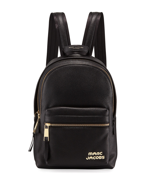 0065330d82da Marc Jacobs Medium Pebbled Leather Backpack