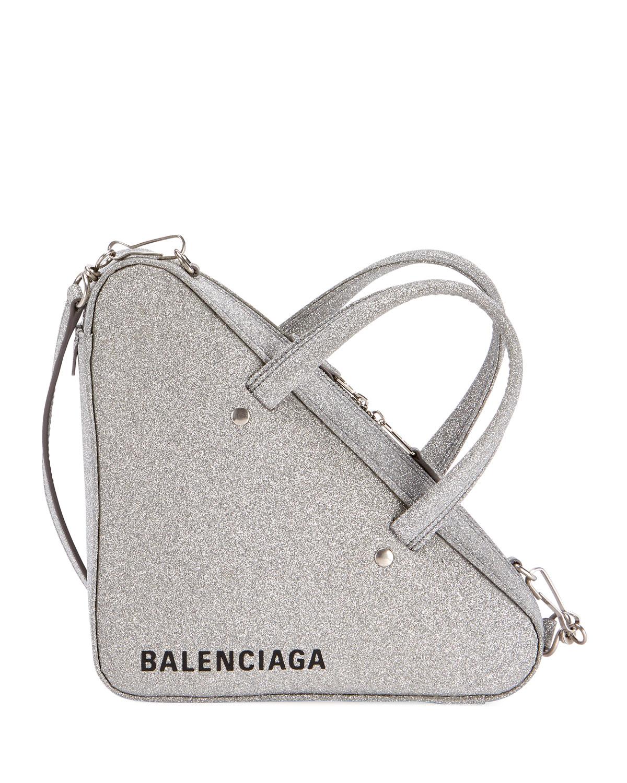 Balenciaga Triangle XS AJ Glitter