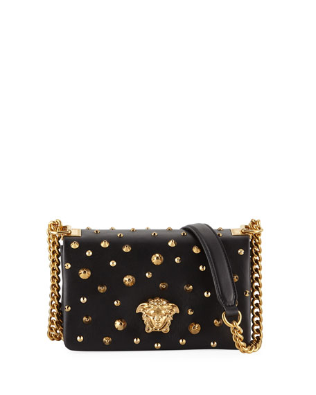 Napa Crossbody Bag with Borchie Punk Studs