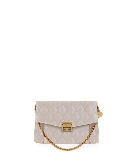 Givenchy GV3 Medium Losange Quilted Leather Shoulder Bag 5b81ef7c1195c