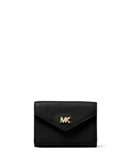 36d5b7f1d33d MICHAEL Michael Kors Money Pieces Small Leather Trifold Wallet | Neiman  Marcus