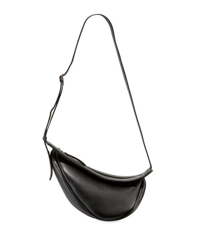 Small Slouchy Banana Crossbody Bag