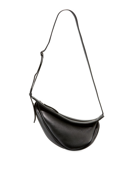 THE ROW Small Slouchy Banana Crossbody Bag
