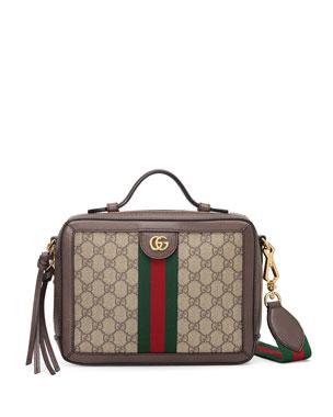 155803921382 Gucci Ophidia Small GG Supreme Shoulder Bag