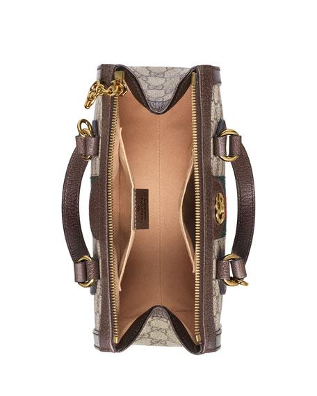Gucci Ophidia Small GG Supreme Canvas Tote Bag