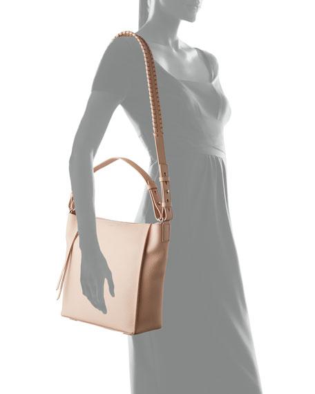 61c028c49e AllSaints Kita Leather Crossbody Bag | Neiman Marcus
