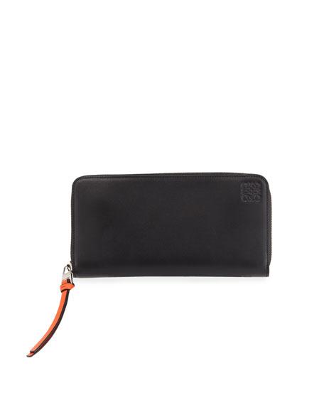 Loewe Rainbow Zip-Around Wallet