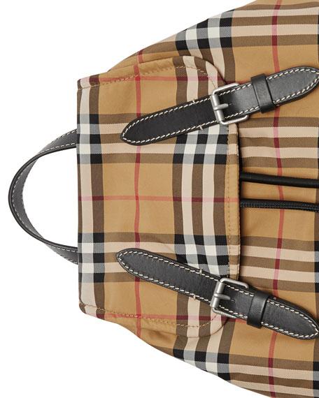 Burberry Rucksack Medium Vintage Check Backpack