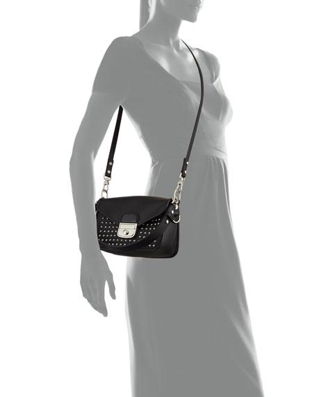 Longchamp Mademoiselle Longchamp Rock Small Crossbody Bag