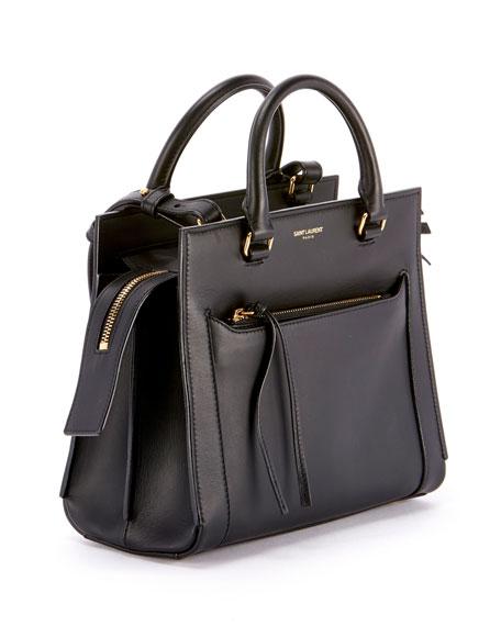 Saint Laurent Small Eastside Leather Crossbody Bag