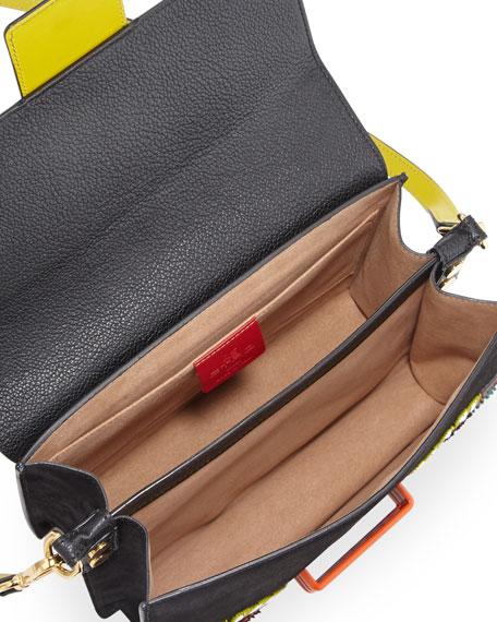 Etro Rainbow Tappeto Africa Shoulder Bag