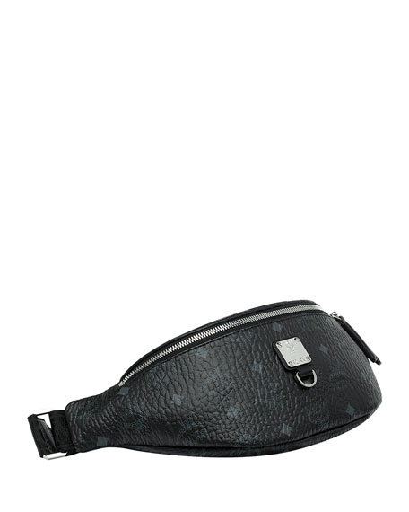 MCM Fursten Visetos Small Belt Bag