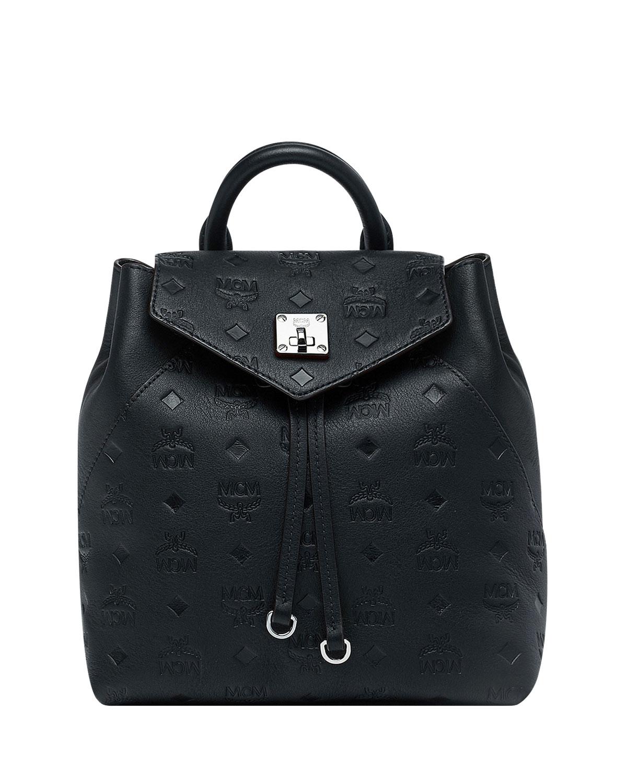 932272b052d Essential Monogram Leather Backpack
