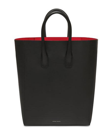 Mansur Gavriel New Smooth Leather Tote Bag