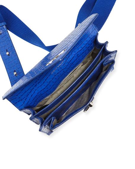 Rebecca Minkoff Jean Medium Embossed Shoulder Bag