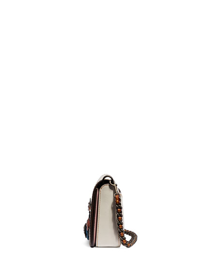 Coach 1941 Dinky Tea Rose Crossbody Bag
