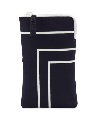 Suki Nylon Crossbody Pouch Bag