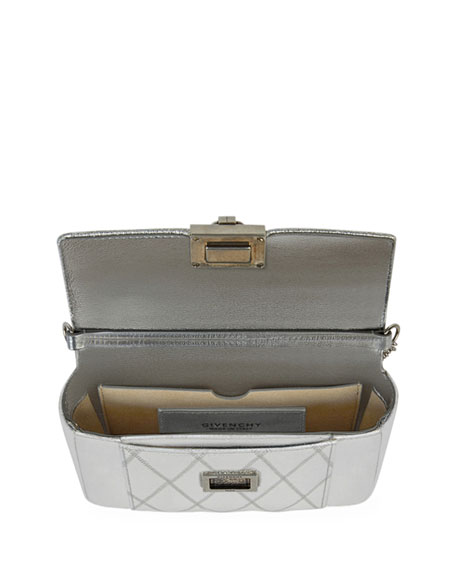 Givenchy Pocket Mini Pouch Canvas Convertible Clutch/Belt Bag