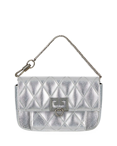 Givenchy Pocket Mini Pouch Canvas Convertible Clutch/Belt Bag by Givenchy