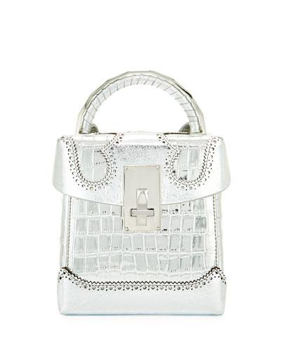 Great Alice Large Box Satchel Bag