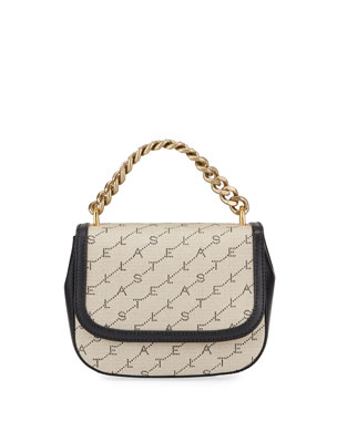 a4e1a528c7 Stella McCartney Monogram Small Shoulder Bag