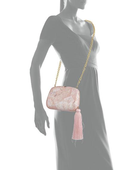 Rafe Stella Minaudiere Clutch Bag with Tassel