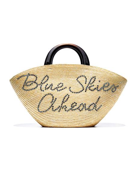 Eugenia Kim Blue Skies Ahead Carlotta Bag
