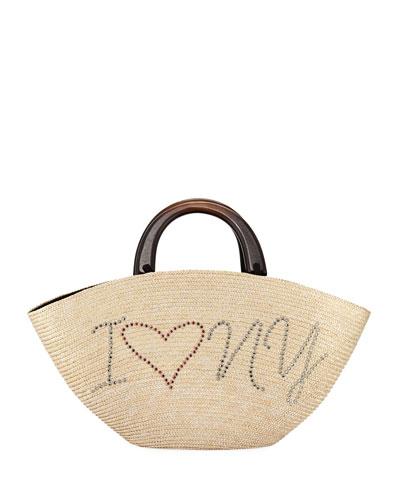 I Heart NY Carlotta Bag