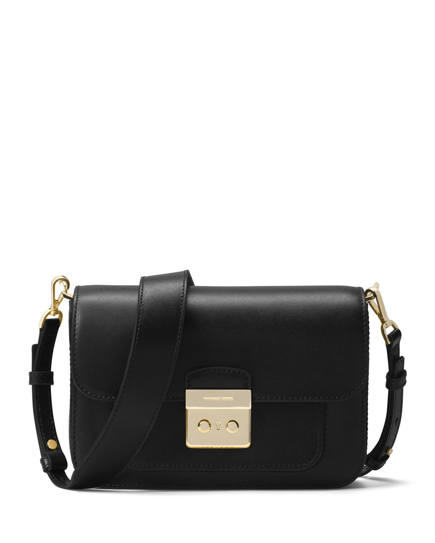 90383cea48b8 MICHAEL Michael Kors Sloan Editor Large Leather Shoulder Bag ...
