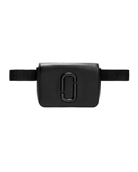 Marc Jacobs Hip-Shot Leather Belt Bag