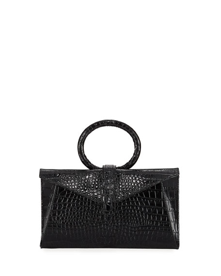 Complet Vallery Mini Stamped Top-Handle Bag