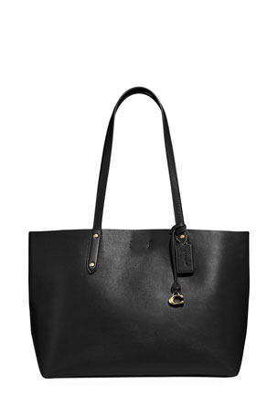 Coach 1941 Refined Calf Leather Tote Bag