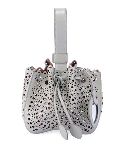 Rose Marie Mini Lux Bucket Bag