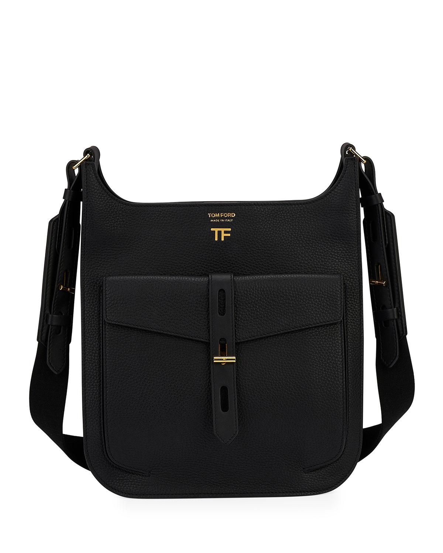 21a9da12523 Rialto Medium Grain Leather Crossbody Bag