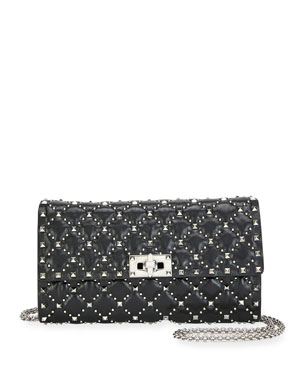 17d1a26047 Valentino Garavani Spike.It Micro-Stud Quilted Crossbody Bag
