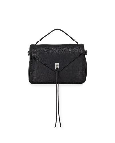 Darren Messenger Leather Shoulder Bag