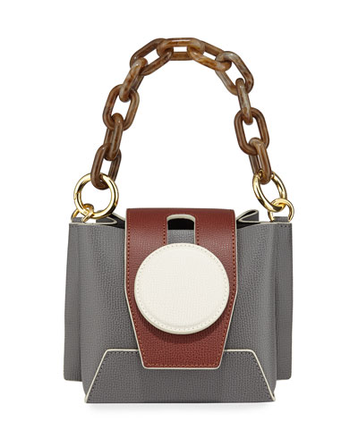 Daria Colorblock Shoulder Bag