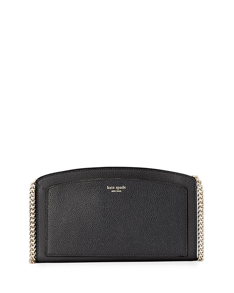 kate spade new york east west small leather crossbody bag