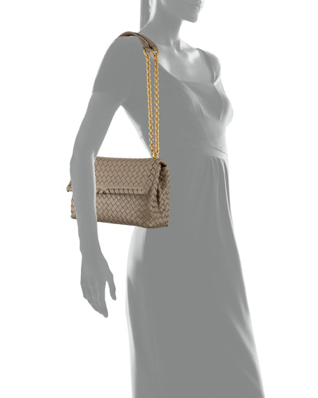 Bottega Veneta Small Olimpia Shoulder Bag